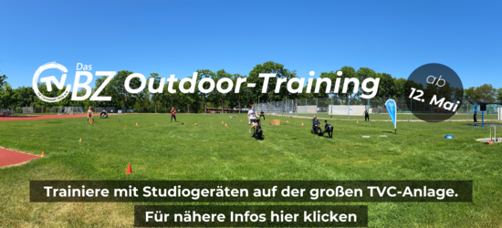Outdoor Training ab 12.05.