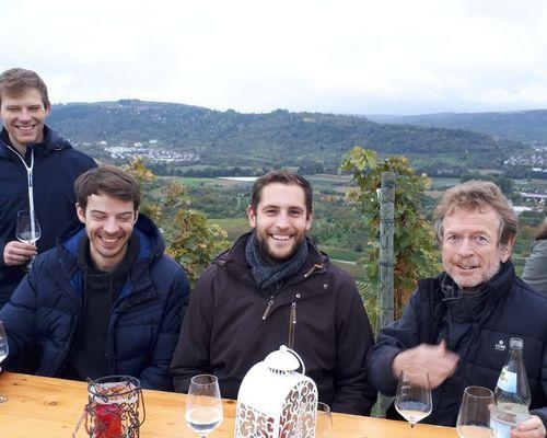 Tennisabteilung- 3. Weinwanderung im Remstal