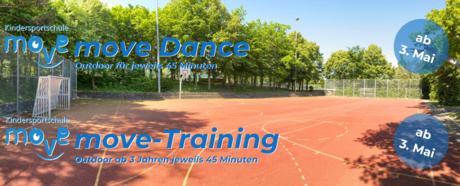 Kindersportschule move öffnet wieder