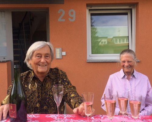 90ter Geburtstag von Gerdard Rischka