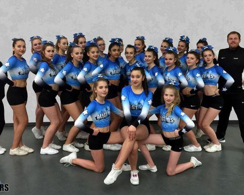 Cheerleader sind Regionalmeister!