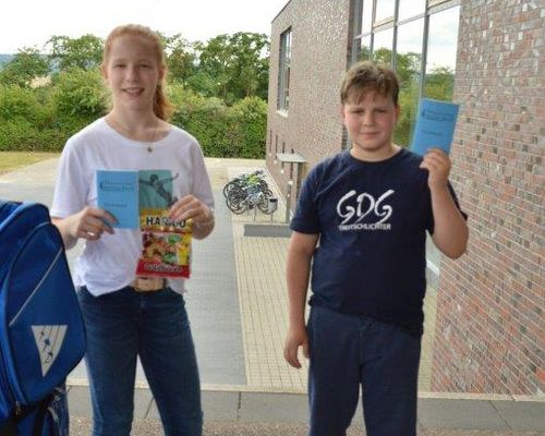 Turnierreifeprüfung in Ditzingen