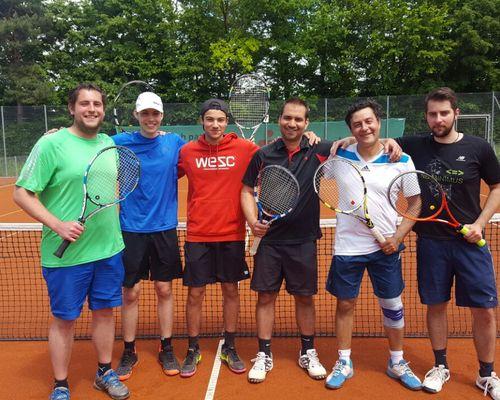 Tennis - Durchwachsener Saisonauftakt