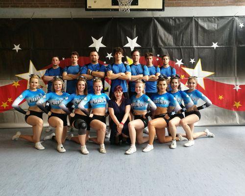 CCVD Deutsche Cheerleading Meisterschaft