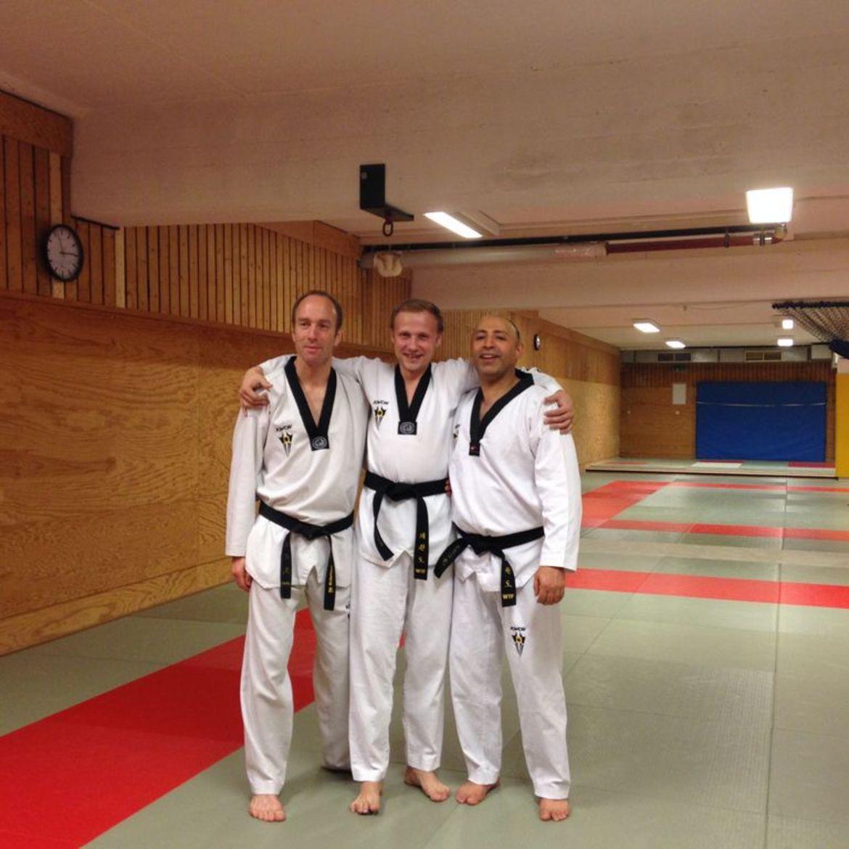 Taekwondo-Bilder